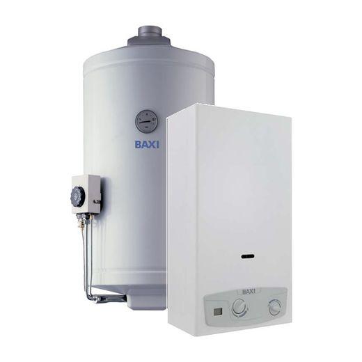 Газовые водонагреватели Baxi