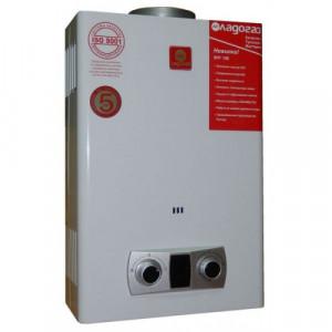 Ladogaz ВПГ 10Е, Газовый проточный водонагреватель Ладогаз