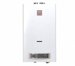 Евро-20, Газовый проточный водонагреватель Лемакс