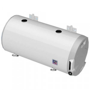 Drazice OKCV 125 правый вариант, Навесной вертикальный комбинированный водонагреватель Дражице