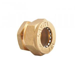 Заглушка CAP 15A Lavita, для гофрированной трубы Лавита