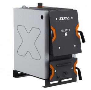 Zota Master X-12П, Стальной твёрдотопливный котёл Зота