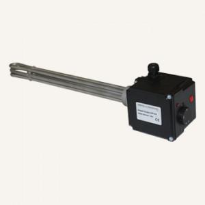 ТЭН WP-6,8 Nibe, Термоэлемент с термостатом Эван