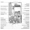 Navien Deluxe plus Coaxial 20K, Газовый настенный котёл Навьен