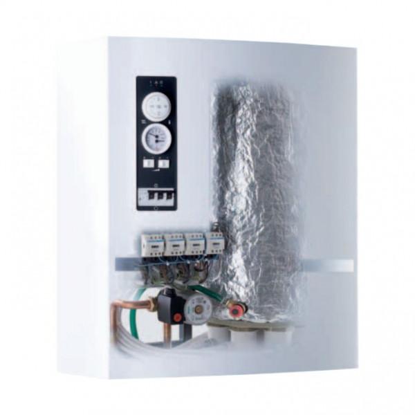 Buderus Logamax E213 14kW, Настенный электрический котёл Будерус со встроенным расширительным баком