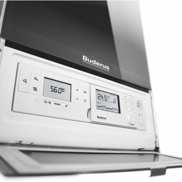 Buderus Logamax plus GB172-35 i H, Настенный конденсационный котёл Будерус