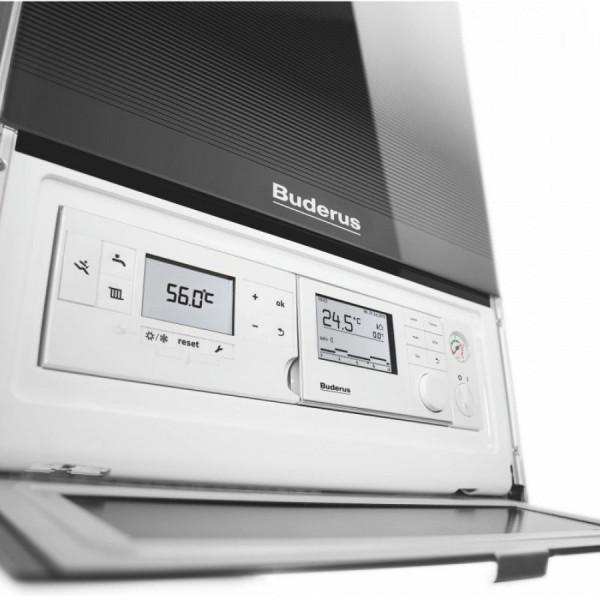 Buderus Logamax plus GB172-30 iK H, Настенный конденсационный котёл Будерус