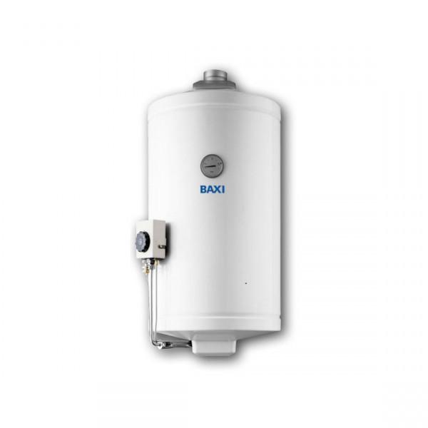 Baxi SAG-3 80, Газовый накопительный водонагреватель Бакси