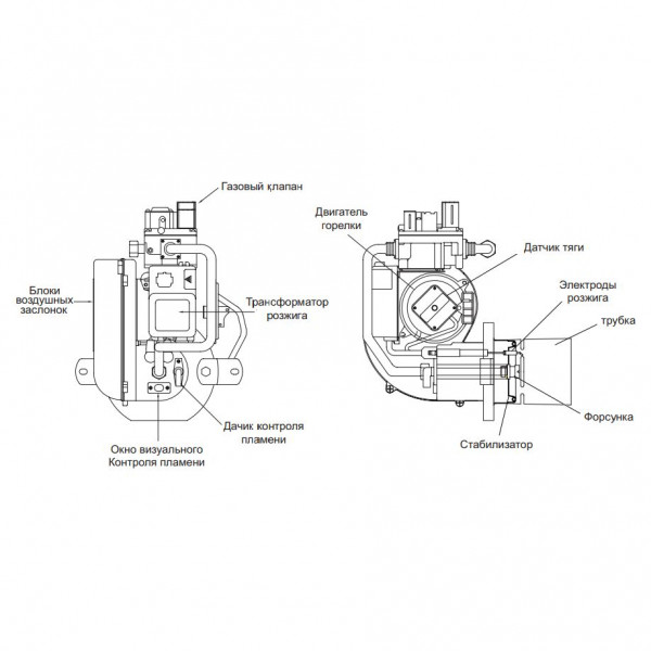 Kiturami STSG-30R, Газовый напольный котёл Китурами
