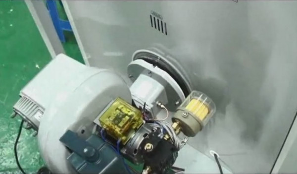 Kiturami KSG-400R, Газовый напольный котёл Китурами