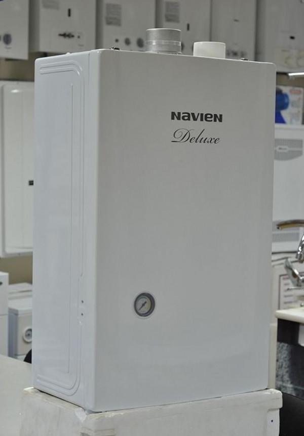 Navien Deluxe 13K, Газовый настенный котёл Навьен