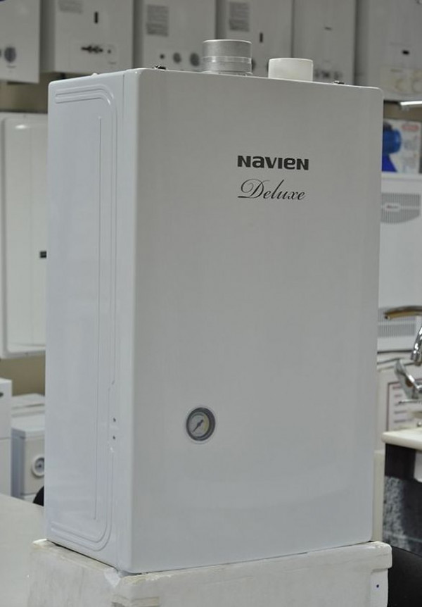 Navien Deluxe 24K, Газовый настенный котёл Навьен