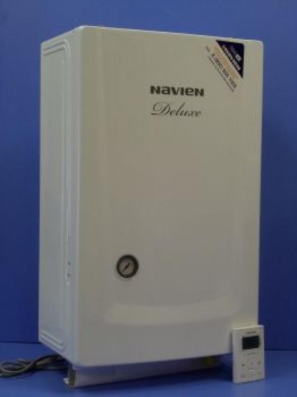 Navien Deluxe Coaxial 16K, Газовый настенный котёл Навьен