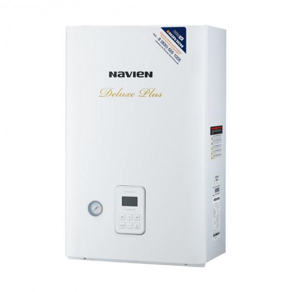 Navien Deluxe plus Coaxial 30K, Газовый настенный котёл Навьен