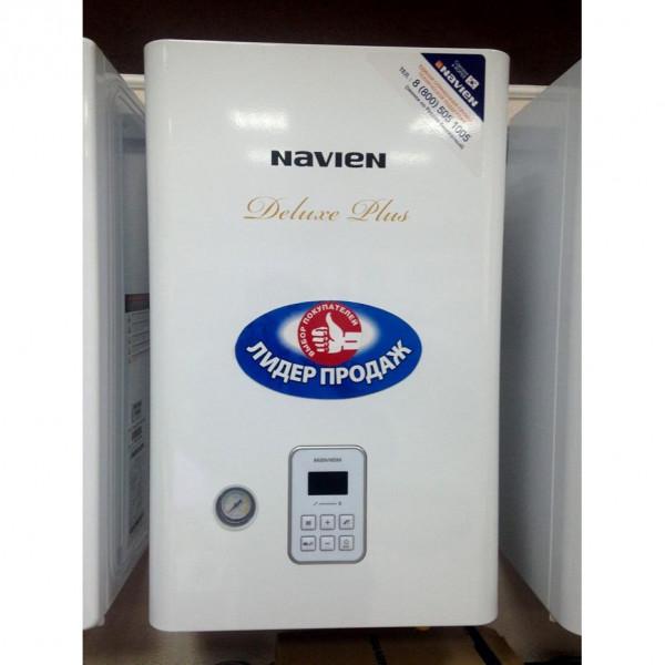 Navien Deluxe plus 24K, Газовый настенный котёл Навьен