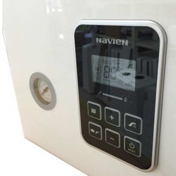 Navien EQB-08HW, Настенный электрический котёл Навьен