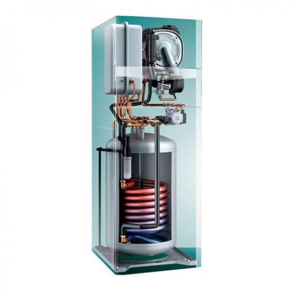 Vaillant ecoCOMPACT VSC 306/4-5 150, Напольный газовый конденсационный котёл Вайлант