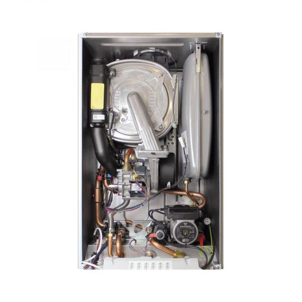 Vaillant ecoTEC plus VU INT IV 386/5-5 H, Настенный газовый конденсационный котёл Вайлант
