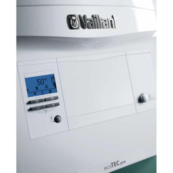 Vaillant ecoTEC pro VUW INT IV 236/5-3 H, Настенный газовый конденсационный котёл Вайлант