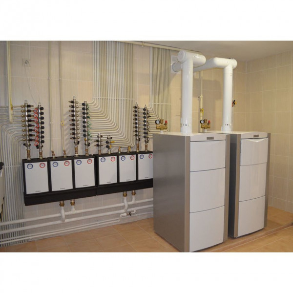 Vaillant ecoVIT/4 VKK INT 226/4, Напольный газовый конденсационный котёл Вайлант