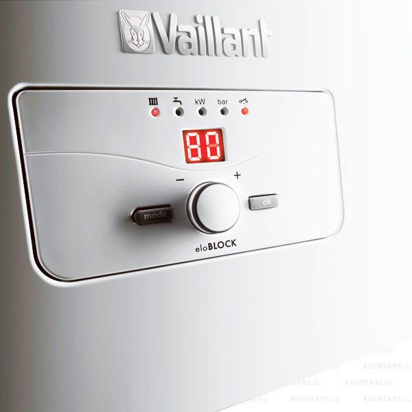 Vaillant eloBLOCK VE 24, Настенный электрический котёл Вайлант