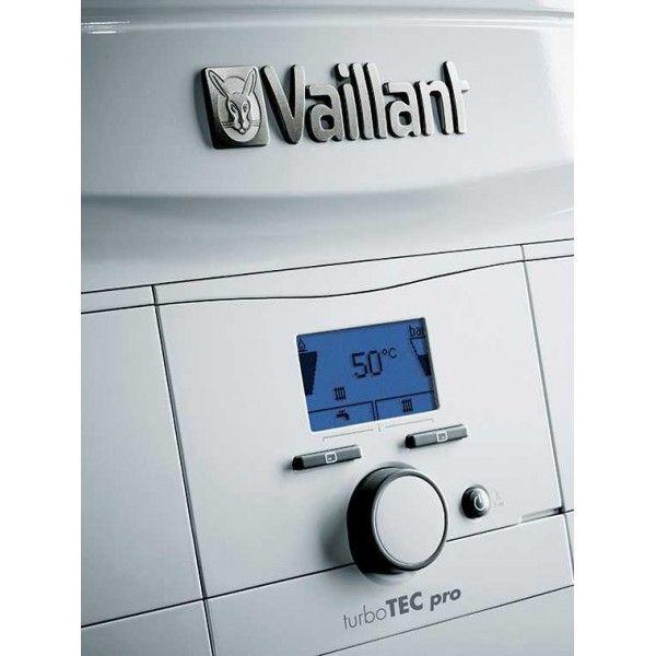 Vaillant turboTEC pro VUW 242/5-3, Настенный газовый котёл Вайлант