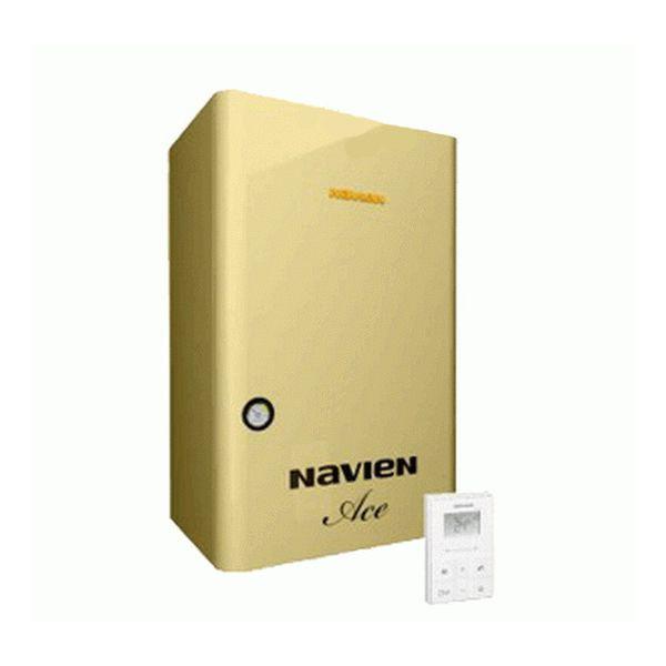 Navien Ace-16K Coaxial Gold, Газовый настенный котёл Навиен