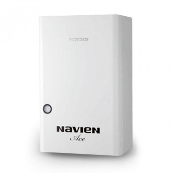 Navien Ace-16K Coaxial White, Газовый настенный котёл Навиен