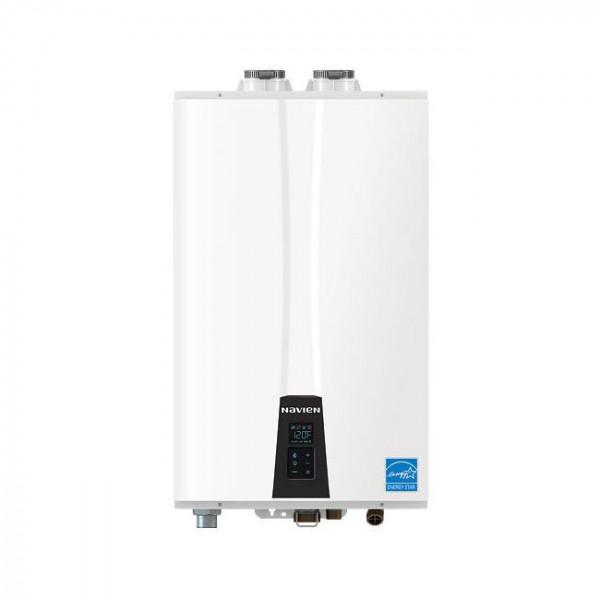 Navien NPE-24 SRC, Настенный газовый конденсационный проточный водонагреватель Навьен