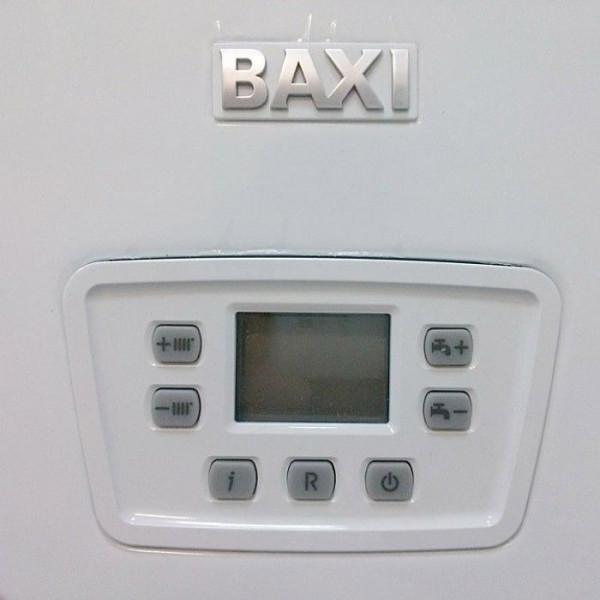Baxi ECO-5 Compact 24F, Газовый настенный котёл Бакси
