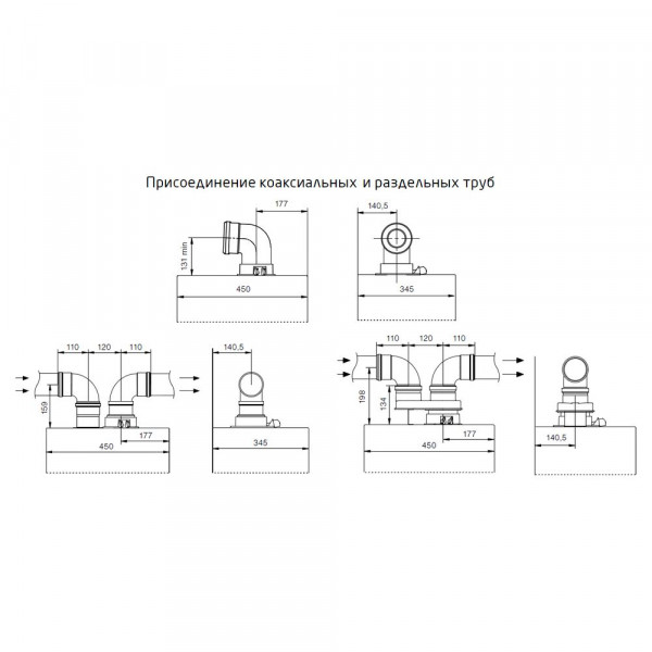 Baxi LUNA Platinum+ 24 GA, Настенный газовый конденсационный котёл Бакси