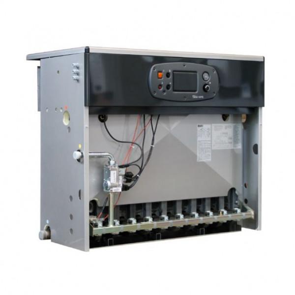 Baxi SLIM HPS 1.110, Напольный газовый чугунный котёл Бакси