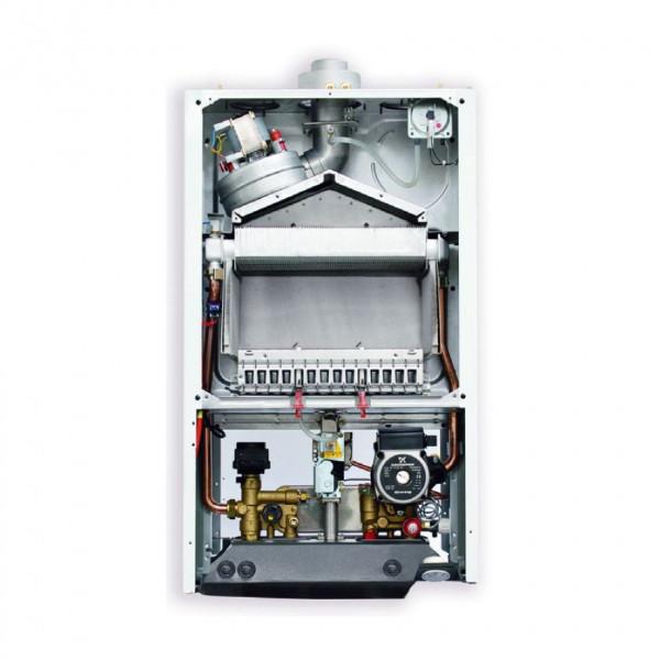 Baxi LUNA-3 COMBI 1.310 Fi+COMBI, Газовый котёл Бакси с внешним бойлером для горячей воды