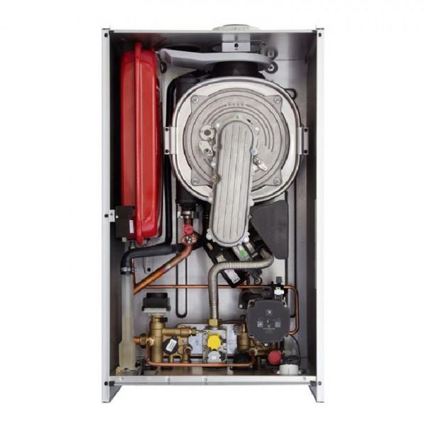 Baxi LUNA Platinum+ 1.32 + COMBI, Газовый конденсационный котёл Бакси с внешним бойлером для горячей воды