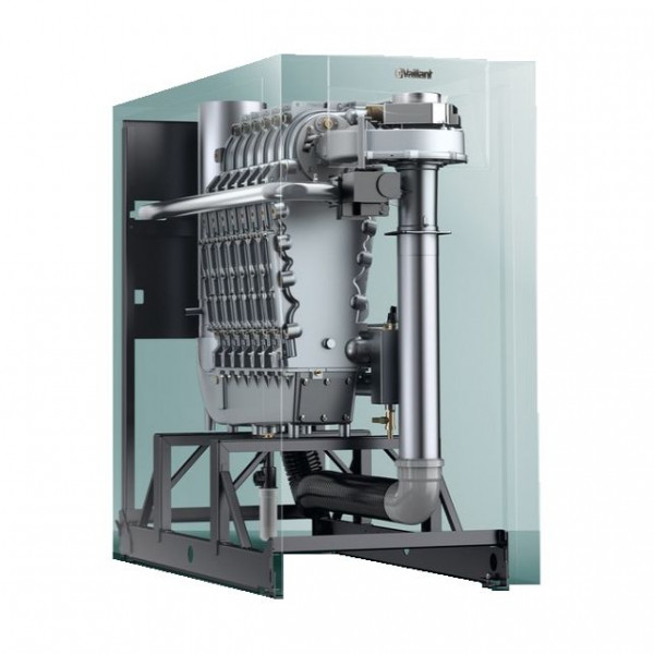 Vaillant ecoCRAFT VKK 2406/3-E R1, Напольный газовый конденсационный котёл Вайлант