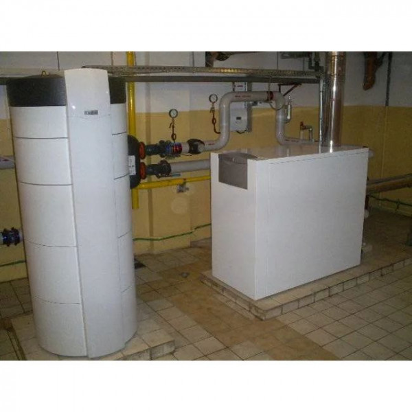 Vaillant ecoCRAFT VKK 2006/3-E R1, Напольный газовый конденсационный котёл Вайлант