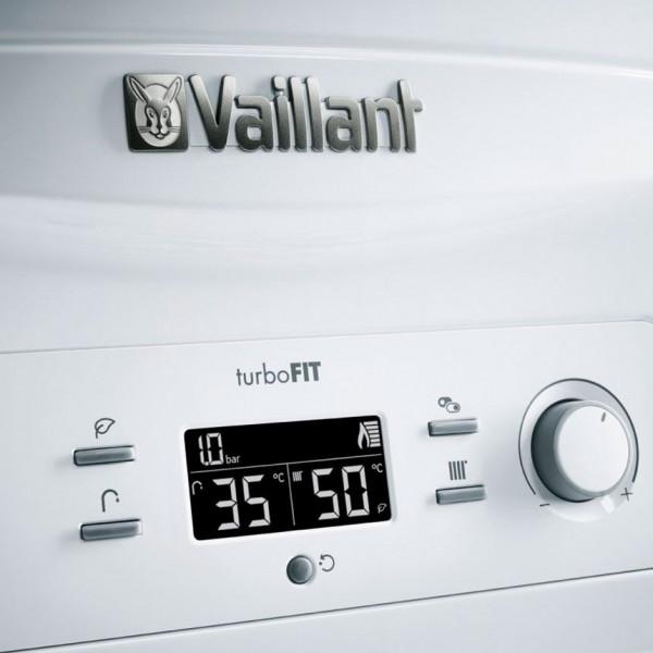 Vaillant turboFIT VUW 242/5-2, Настенный газовый котёл Вайлант