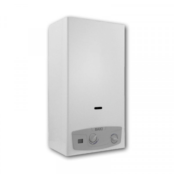 Baxi SIG-2 14i, Газовый проточный водонагреватель Бакси