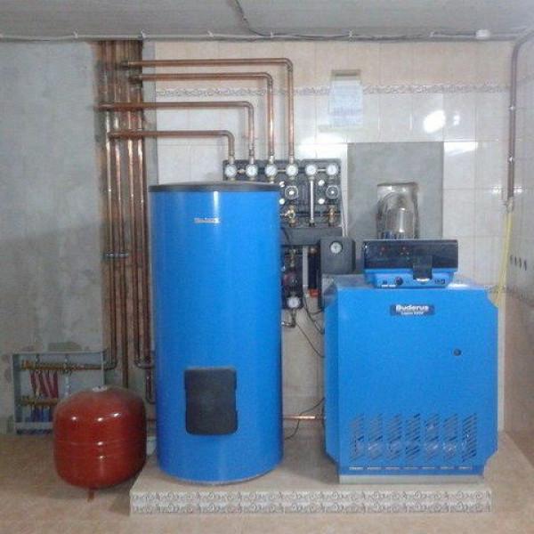 Buderus Logalux SU750.5-C, Бак-водонагреватель Будерус