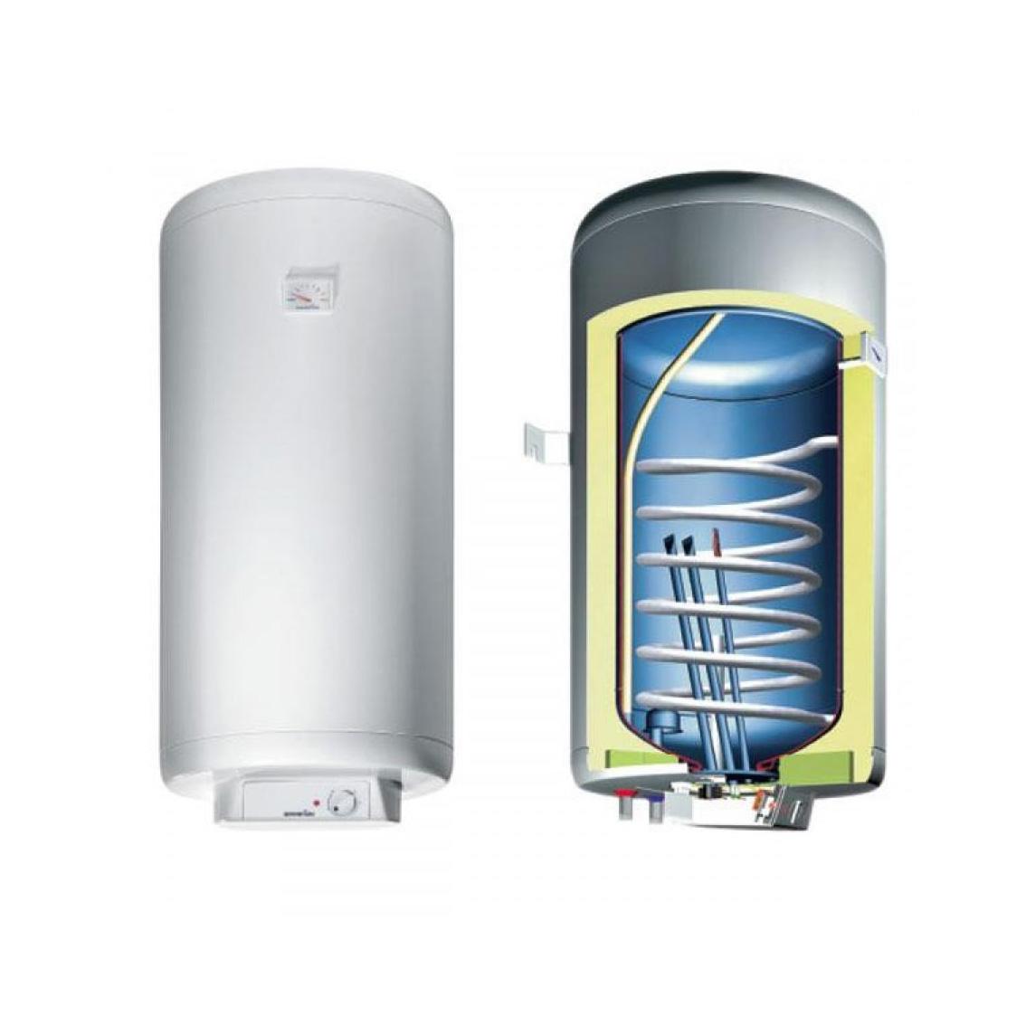 Очистка электрического водонагревателя от накипи
