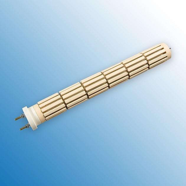 Сухой керамический нагревательный элемент