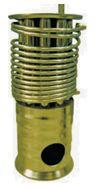 Теплообменник из нержавеющей стали в котлах Navien GST-40K Silver
