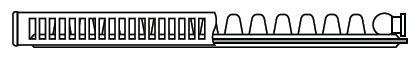 Тип 11 (стальной панельный радиатор Vaillant)