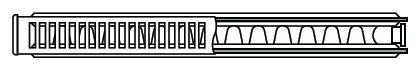 Тип 21 (стальной панельный радиатор Vaillant)