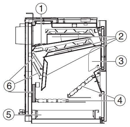Конструкция Logano S131-15 H в разрезе