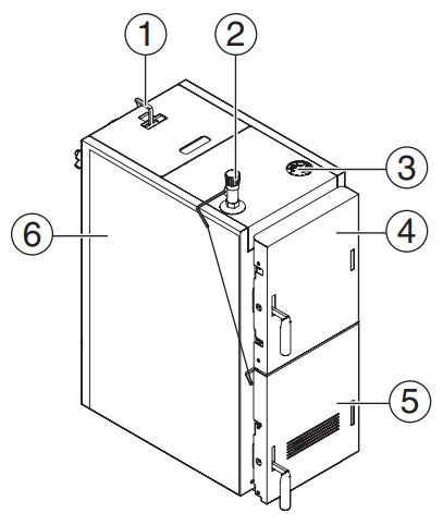 Конструкция Logano S313-15 H